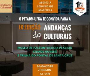Projeto Andanças Culturais