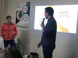 Coordenador da CREDE 20 Antonio Roberto de Araújo Sousa