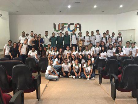 ALUNOS NA VISITA GUIADA 11.11.2019
